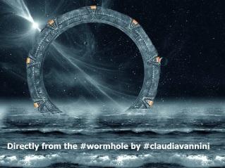 WORMHOLE by CLAUDIAVANNINI