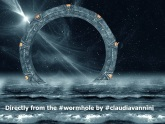 WORMHOLE by CLAUDIAVANNINI