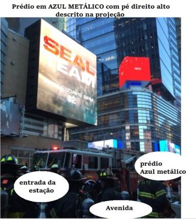 explosão NY